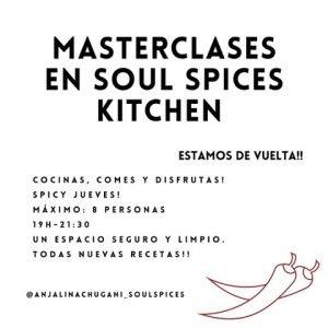 MasterClass October_ES